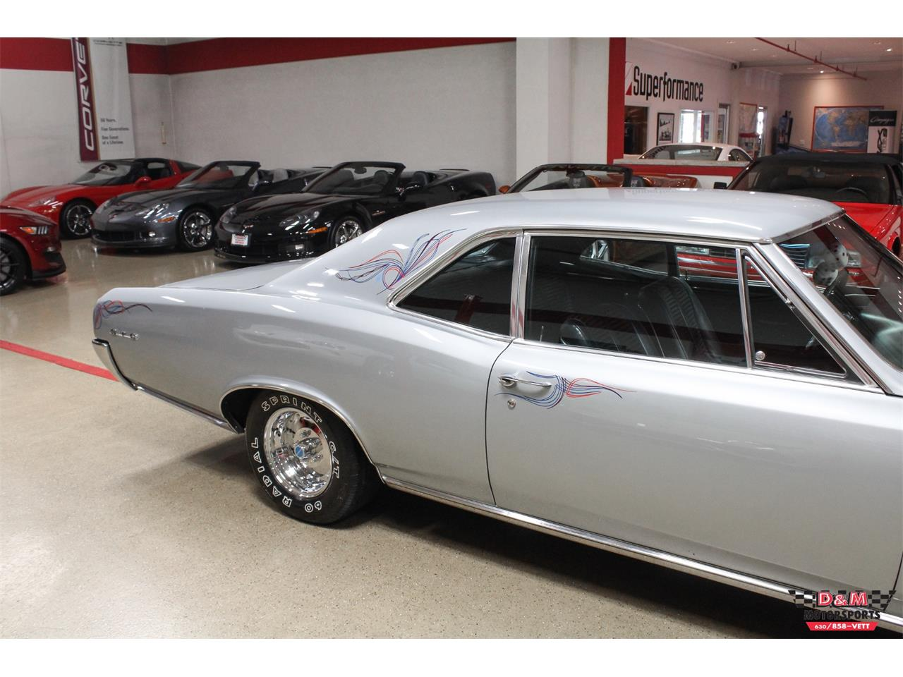 Large Picture of Classic '66 Pontiac GTO located in Illinois - $39,995.00 Offered by D & M Motorsports - O7FS