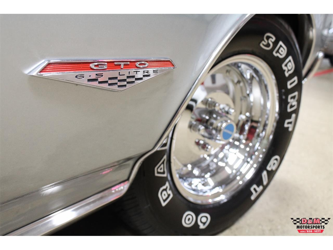 Large Picture of '66 Pontiac GTO located in Glen Ellyn Illinois - $39,995.00 - O7FS