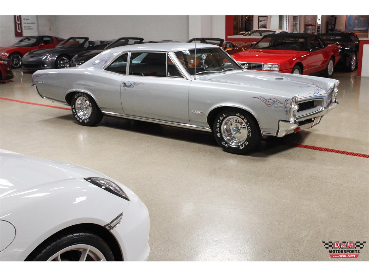 Large Picture of Classic '66 Pontiac GTO located in Illinois Offered by D & M Motorsports - O7FS