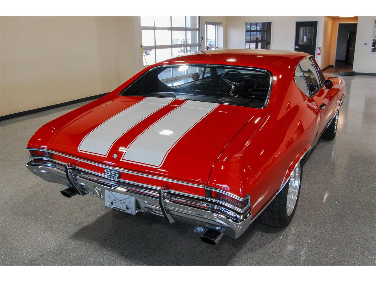 Large Picture of '68 Chevelle - O7G1