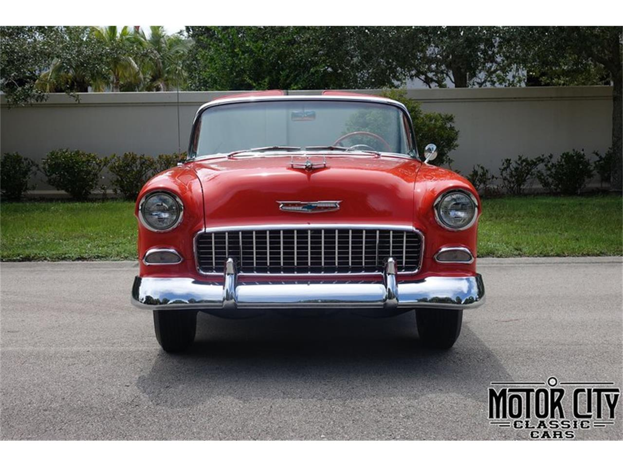 Large Picture of '55 Bel Air - O7GN