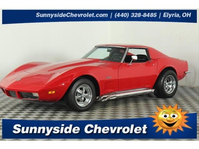 Picture of '73 Corvette located in Elyria Ohio - $27,600.00 Offered by  - O7GO