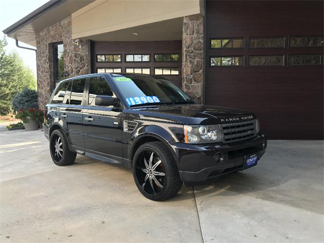 Picture of '09 Range Rover Sport - O7GP