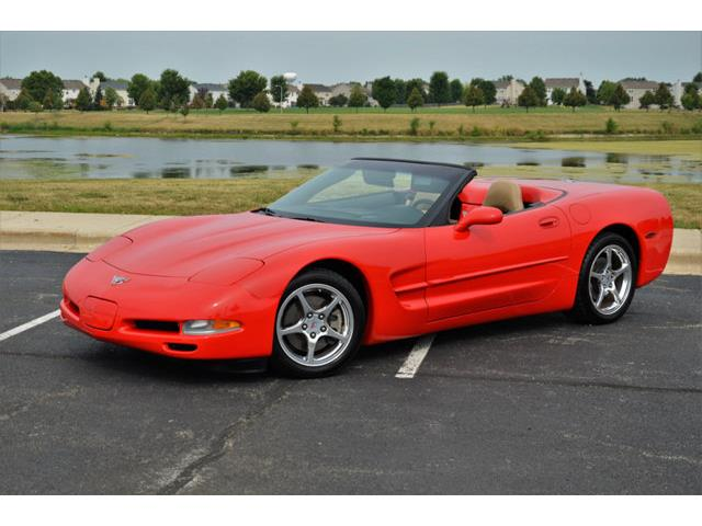Picture of '03 Corvette - O7GS