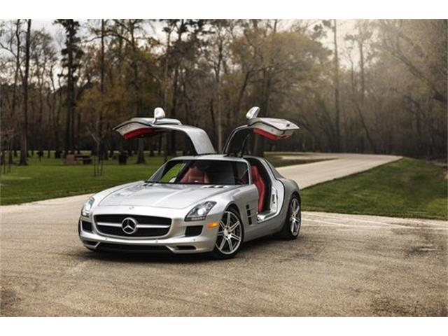 Picture of '11 SLS-CLASS SLS AMG - O7GX