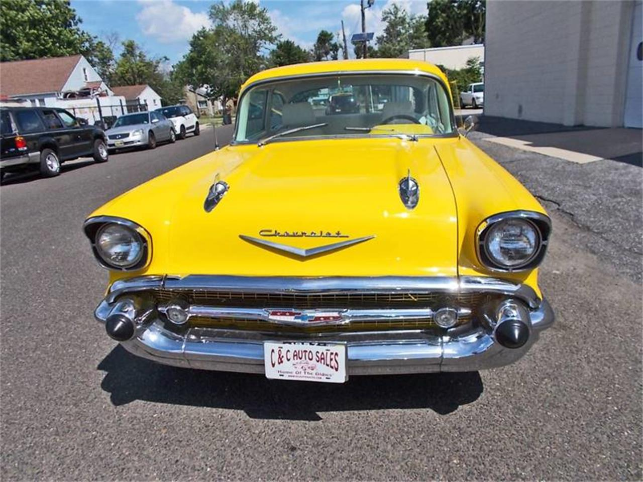 Large Picture of Classic '57 150 located in Riverside New Jersey Offered by C & C Auto Sales - O7H0