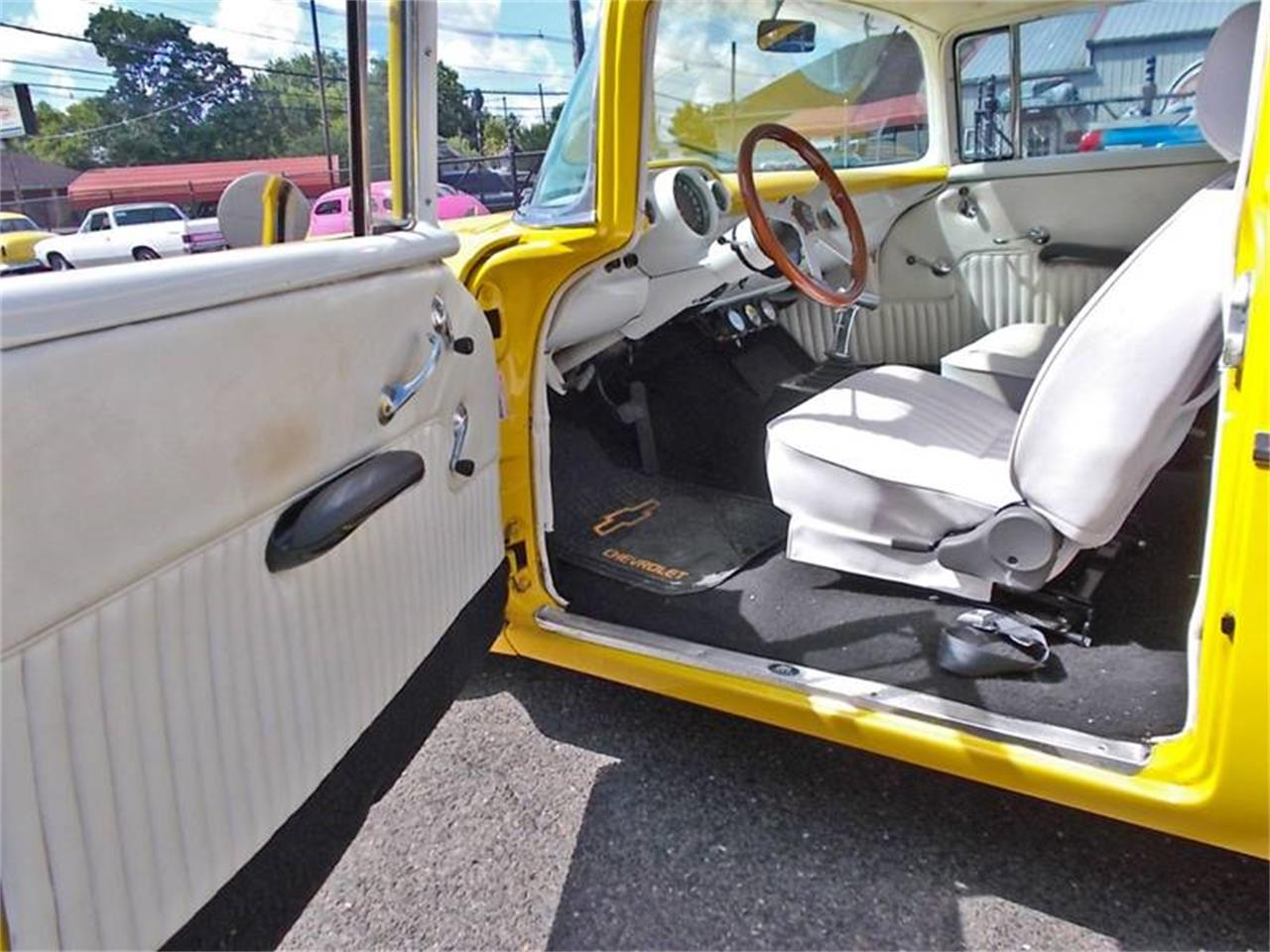 Large Picture of '57 Chevrolet 150 located in New Jersey Offered by C & C Auto Sales - O7H0