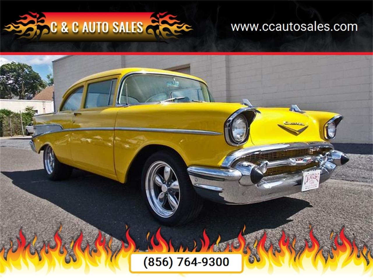 Large Picture of Classic 1957 Chevrolet 150 Offered by C & C Auto Sales - O7H0
