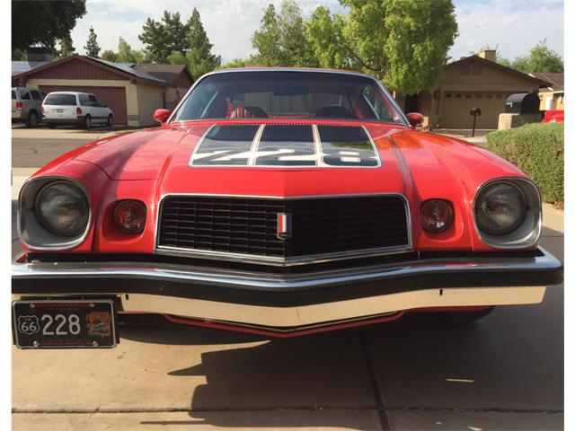 1974 Chevrolet Camaro For Sale On Classiccars Com