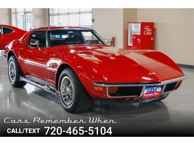 Picture of '72 Corvette - O7HR