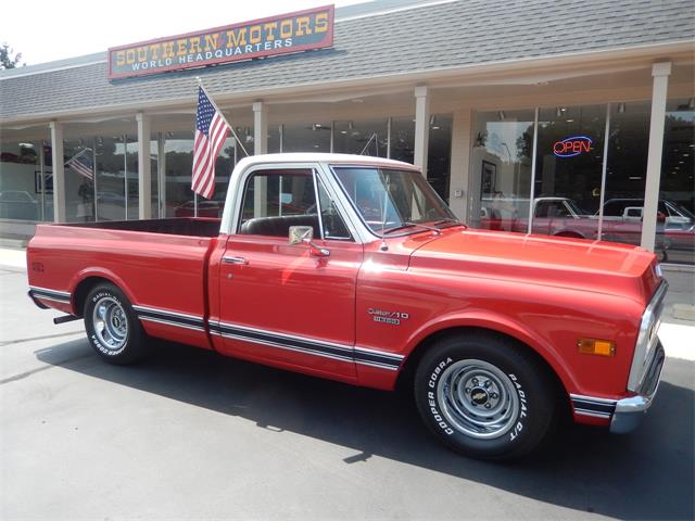 Picture of '69 C/K 10 - O7I4