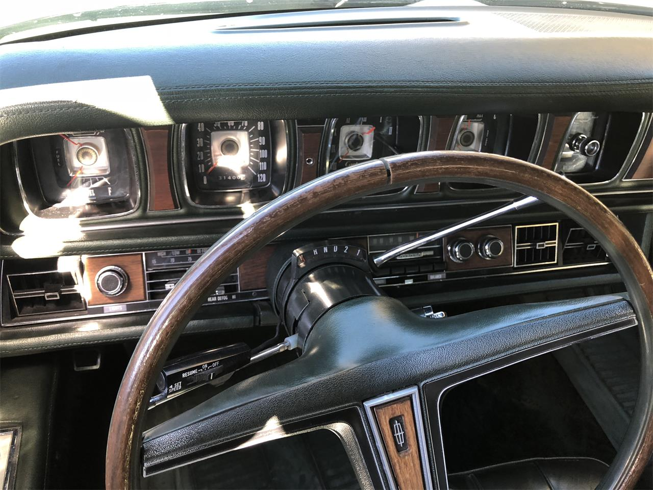 Large Picture of '71 Continental Mark III - O7IH
