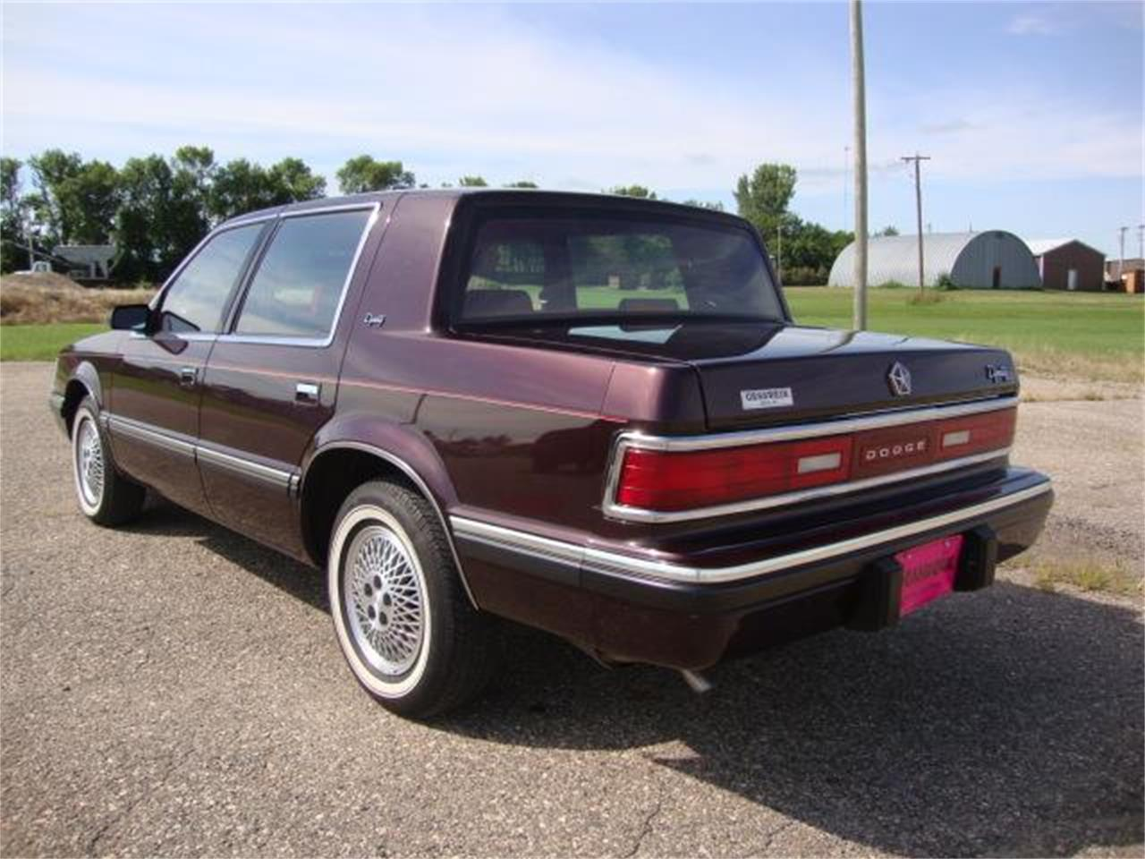 1993 Dodge Dynasty For Sale Classiccars Com Cc 1129489