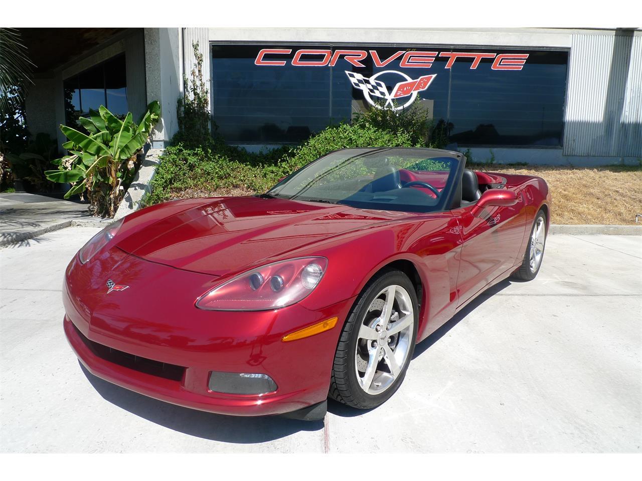 2008 Corvette For Sale >> 2008 Chevrolet Corvette For Sale Classiccars Com Cc 1129496