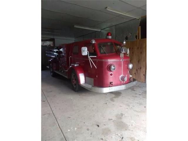 Picture of '51 Fire Engine located in Cadillac Michigan - $7,995.00 Offered by  - O0XI