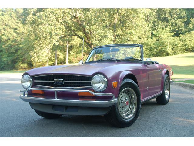 Picture of '73 Triumph TR6 located in Arkansas - $9,900.00 - O7J5
