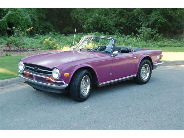 Picture of '73 TR6 - O7J5