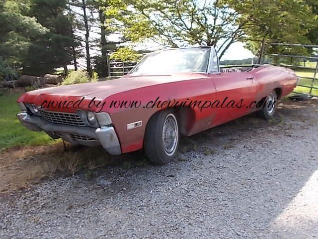 Picture of '68 Impala - O7JE