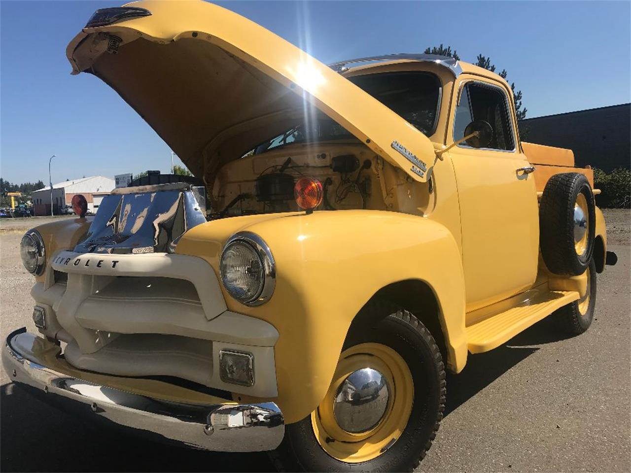 Large Picture of 1954 Chevrolet Pickup - $34,000.00 Offered by a Private Seller - O7JF