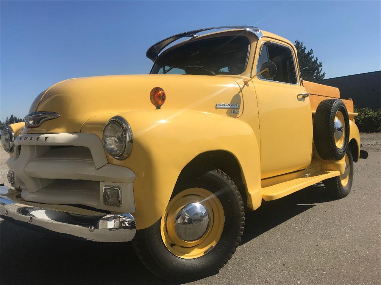 Large Picture of '54 Chevrolet Pickup located in Washington - $34,000.00 Offered by a Private Seller - O7JF