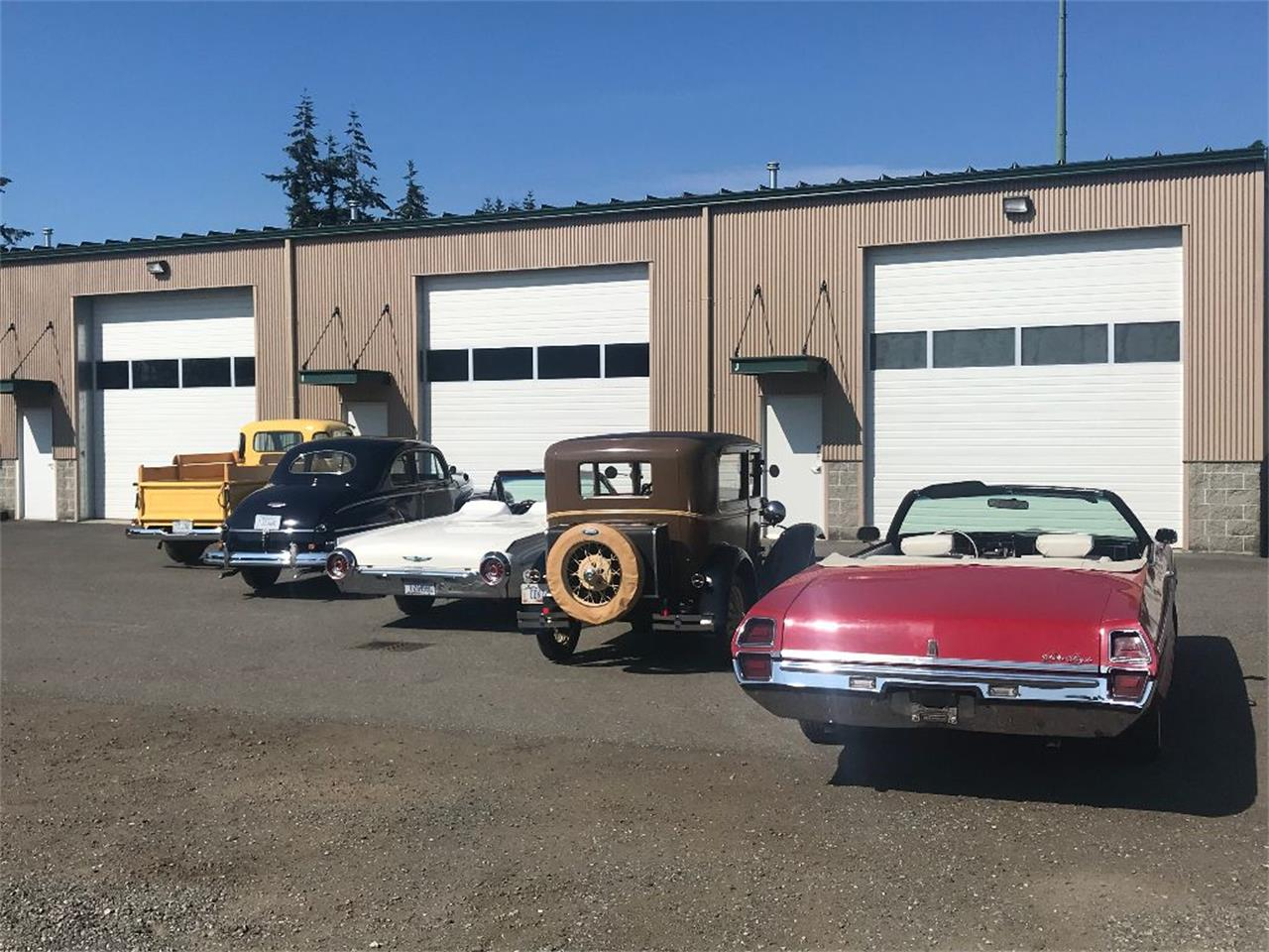 Large Picture of Classic 1954 Pickup located in Washington - $28,000.00 - O7JF