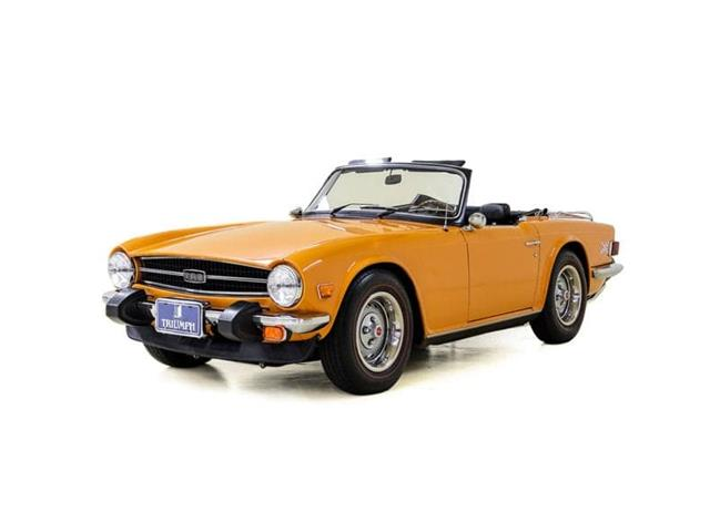 Picture of '76 TR6 - O7JL