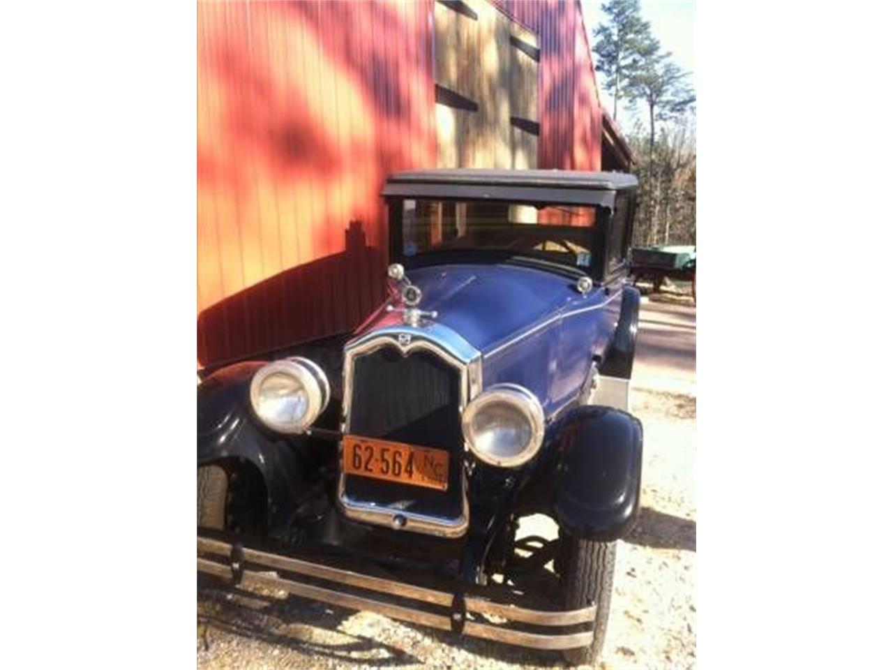 Large Picture of 1926 Series 50 located in Michigan Offered by Classic Car Deals - O7JS