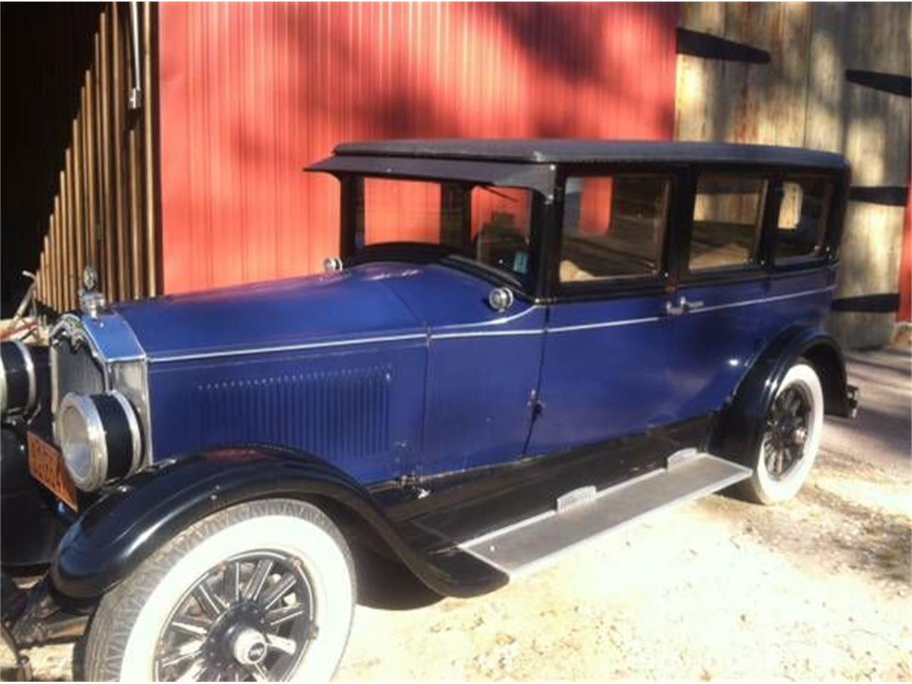 Large Picture of Classic '26 Buick Series 50 located in Michigan - O7JS