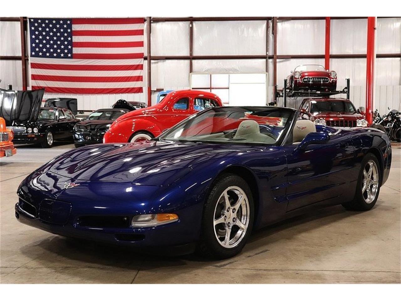 Picture of '04 Corvette - O7K2