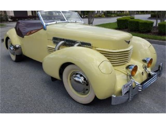 Picture of Classic '37 Cord 810 Westchester located in Michigan - O7KP