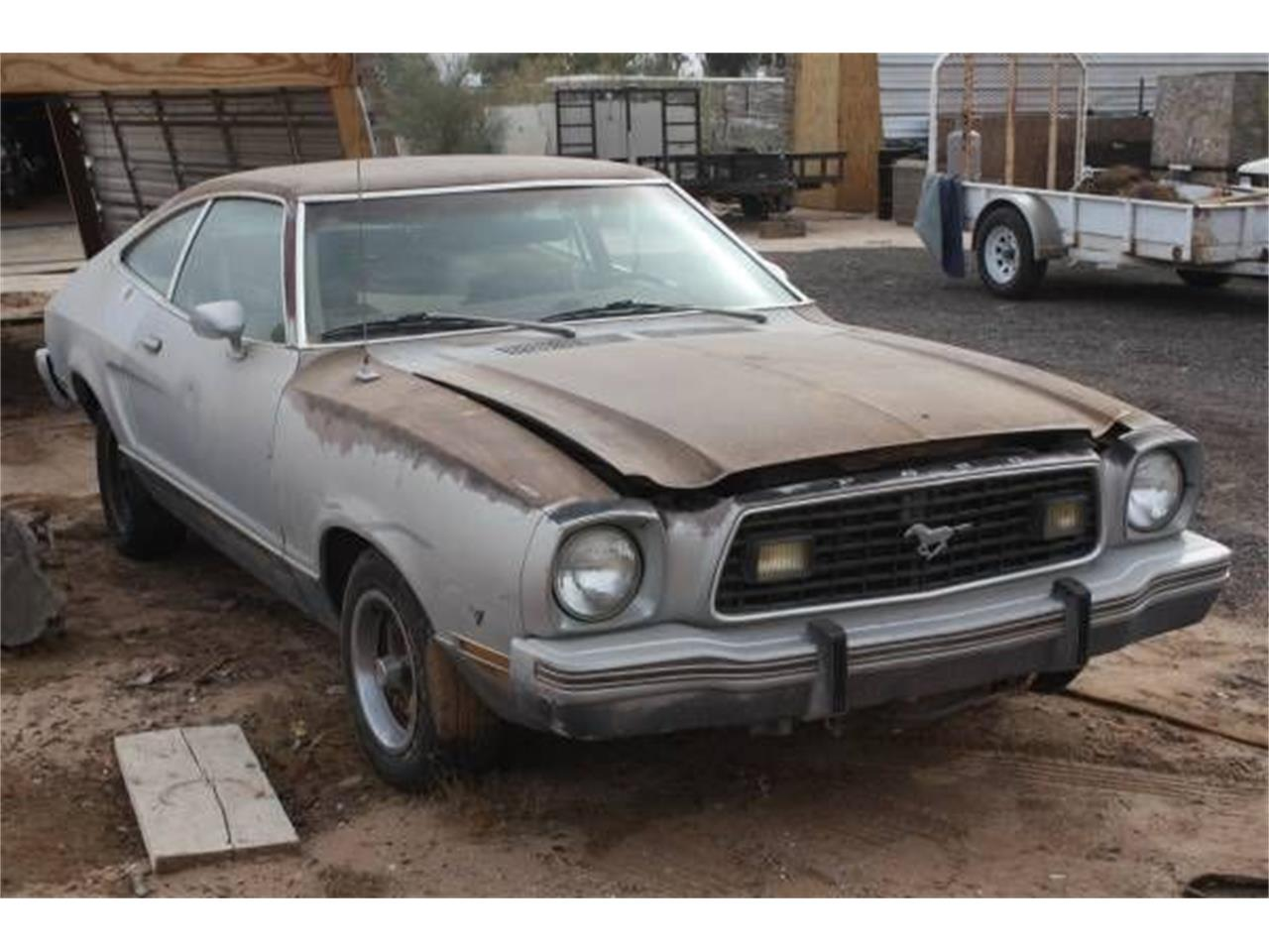 Large picture of 77 ford mustang offered by classic car deals o7le