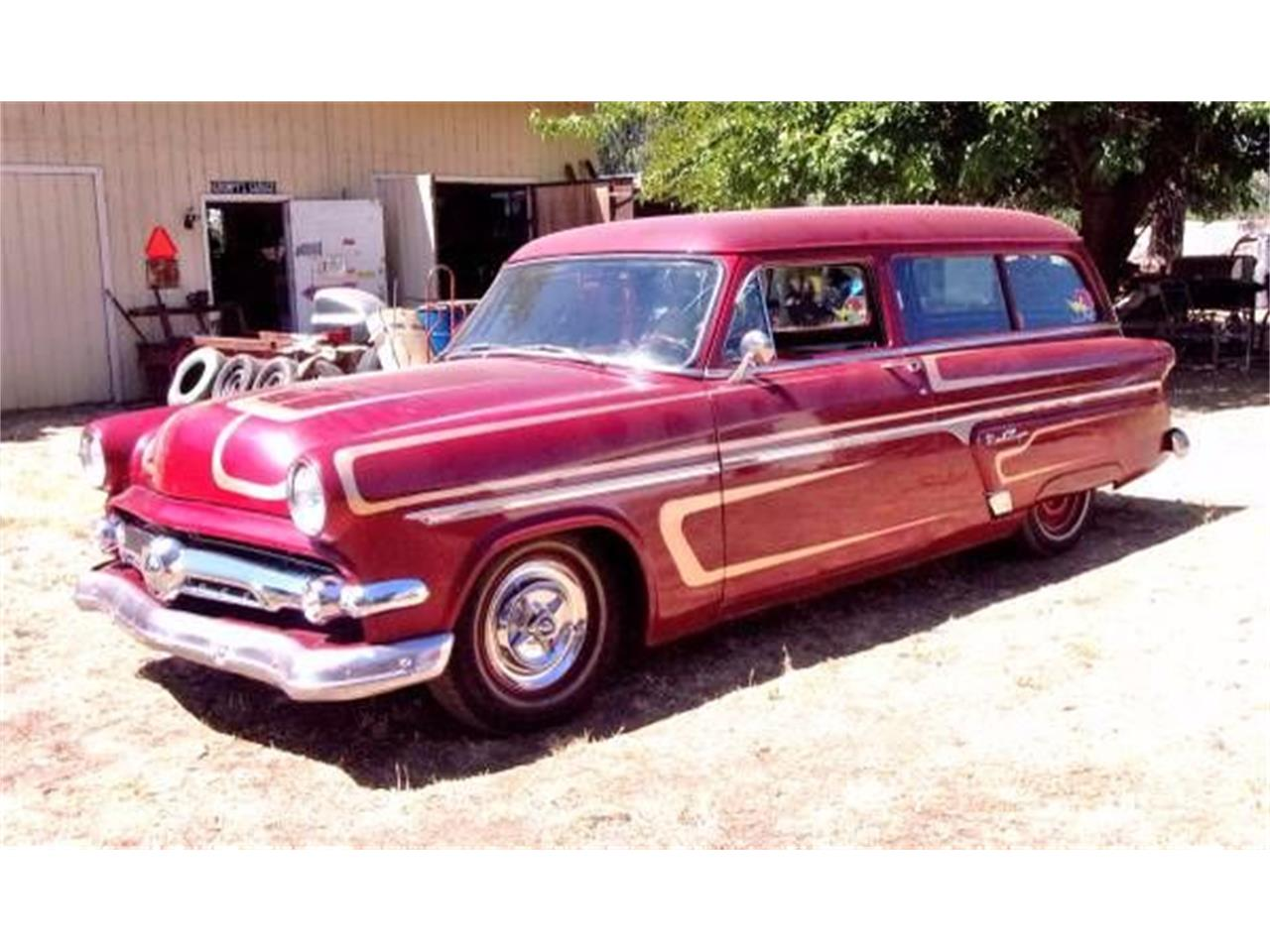1954 Ford Wagon Country Squire Station Large Picture Of Ranch Located In Michigan Offered Classic Car 1280x960