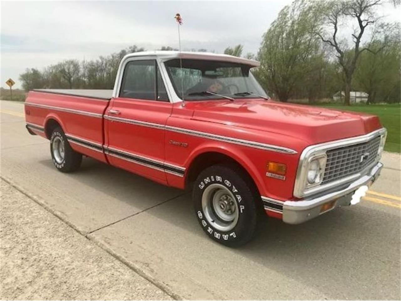 Picture of '71 C10 - O7LW