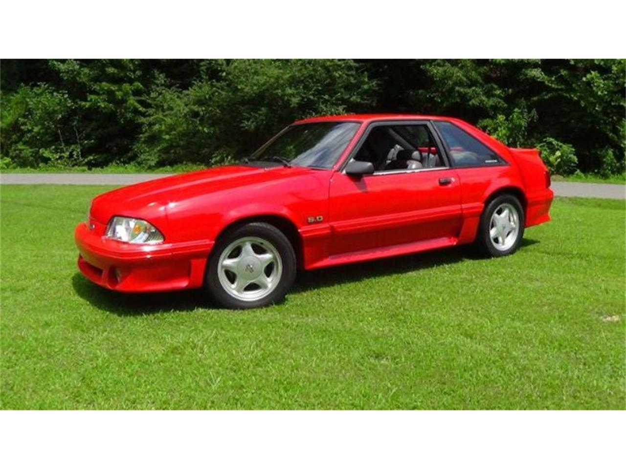 Picture of '93 Mustang - O7M0