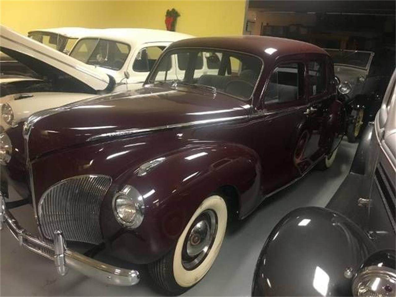 Picture of '41 Zephyr - O7MC