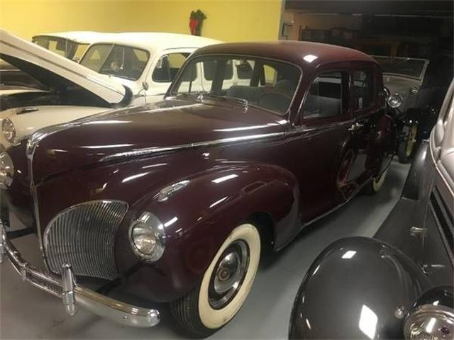Picture of '41 Lincoln Zephyr - O7MC