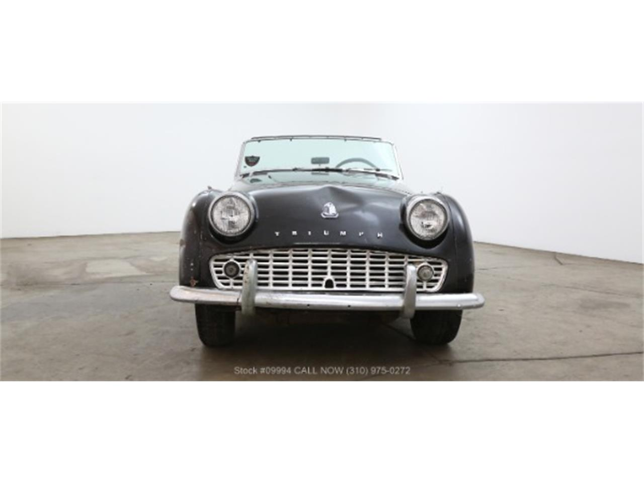 Picture of '61 TR3 - O7N2