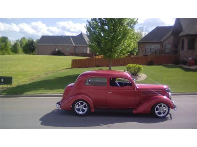 Picture of Classic '36 Ford Humpback located in Michigan Offered by  - O7O5