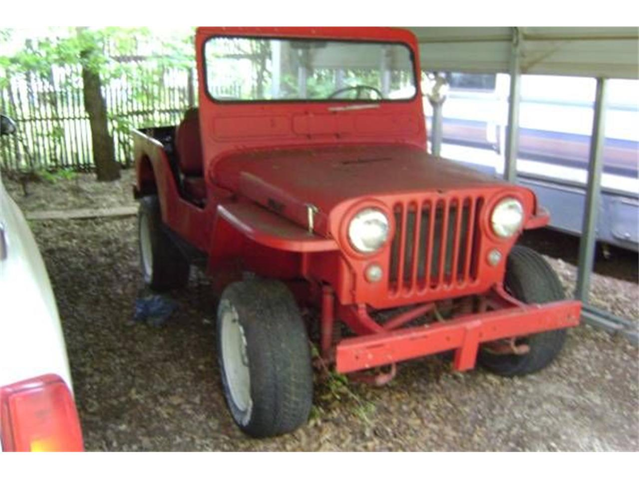 Picture of '50 CJ - O7OW