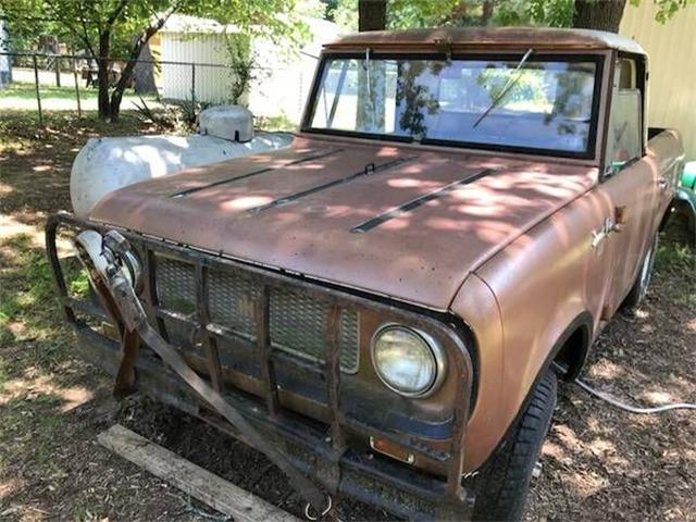 Picture of '63 Scout located in Cadillac Michigan - O7PJ