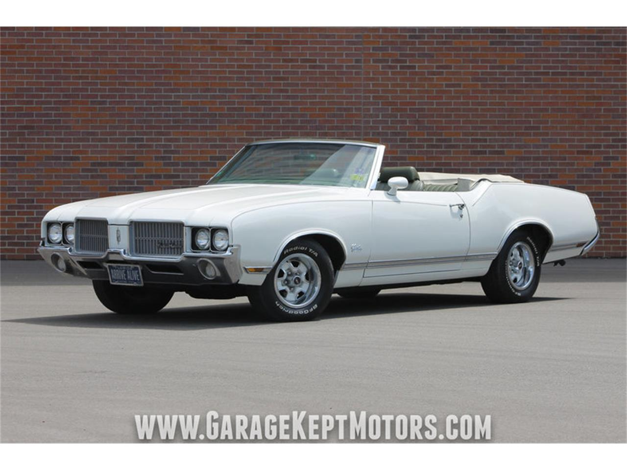 Picture of '71 Cutlass - O7PQ