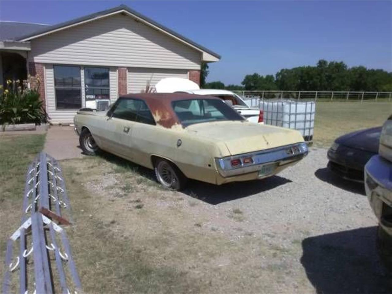 Large Picture of 1973 Dodge Dart located in Cadillac Michigan - O7PS