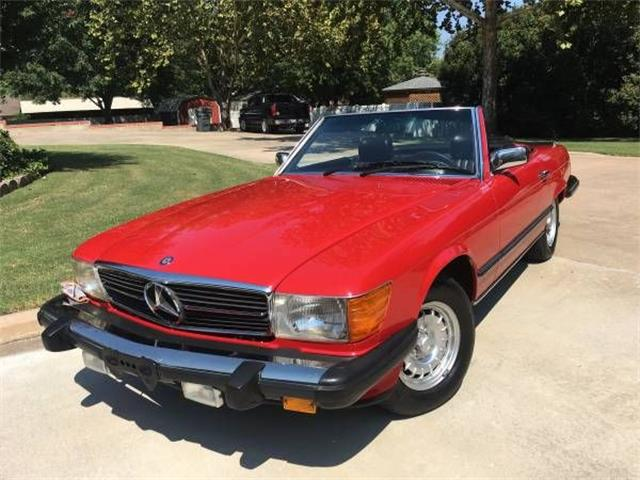 Picture of '80 450SL - O7PT