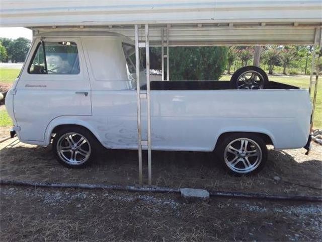 1963 To 1965 Ford Econoline For Sale On Classiccarsrhclassiccars: Ford Econoline Van Battery Location At Gmaili.net