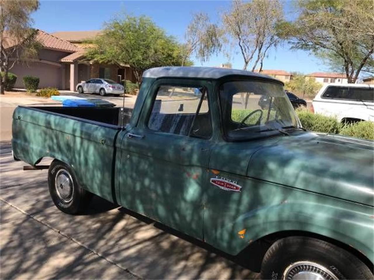 1966 Ford F100 for Sale on ClassicCars.com