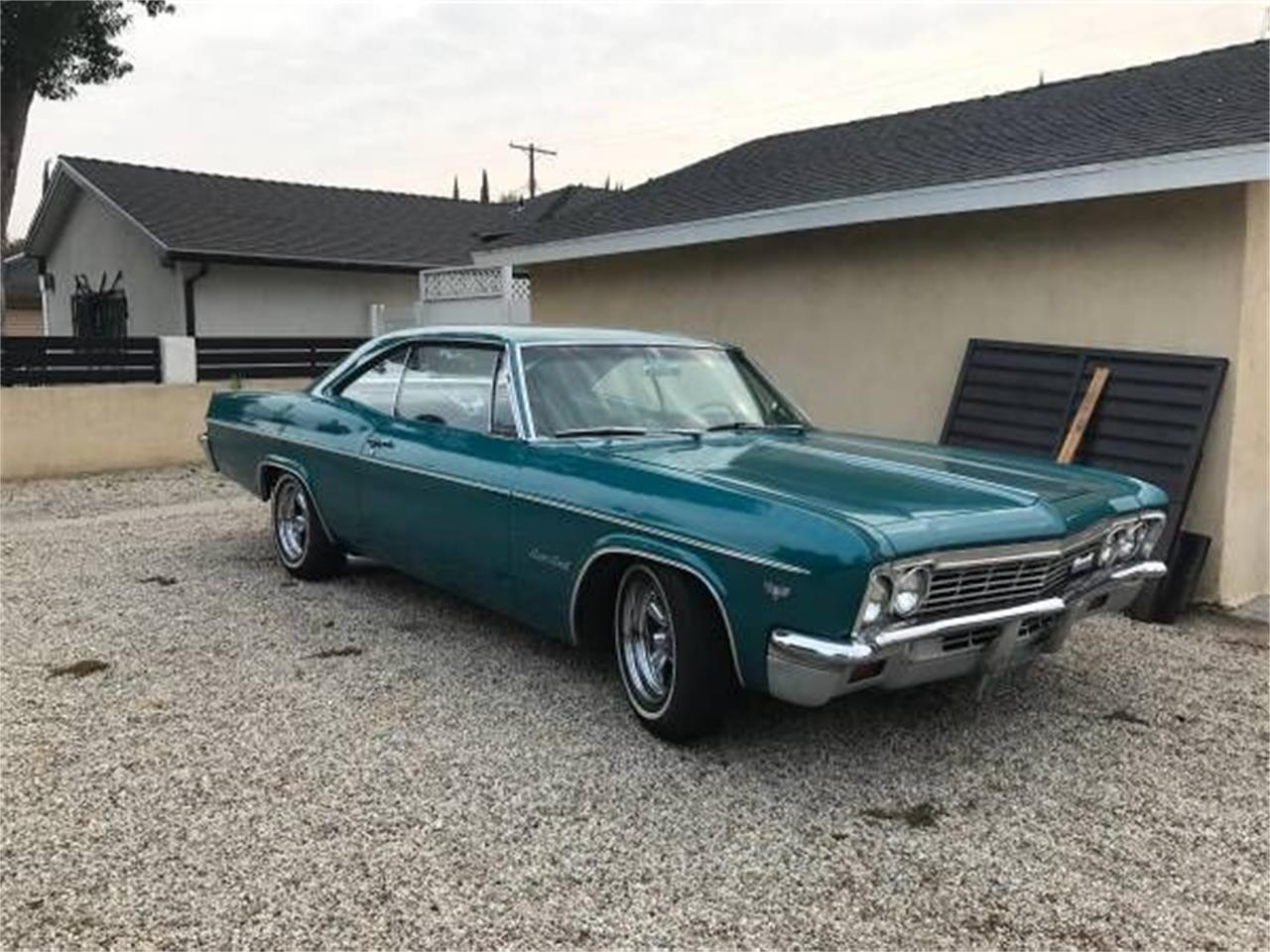 Picture of '66 Impala - O7QF