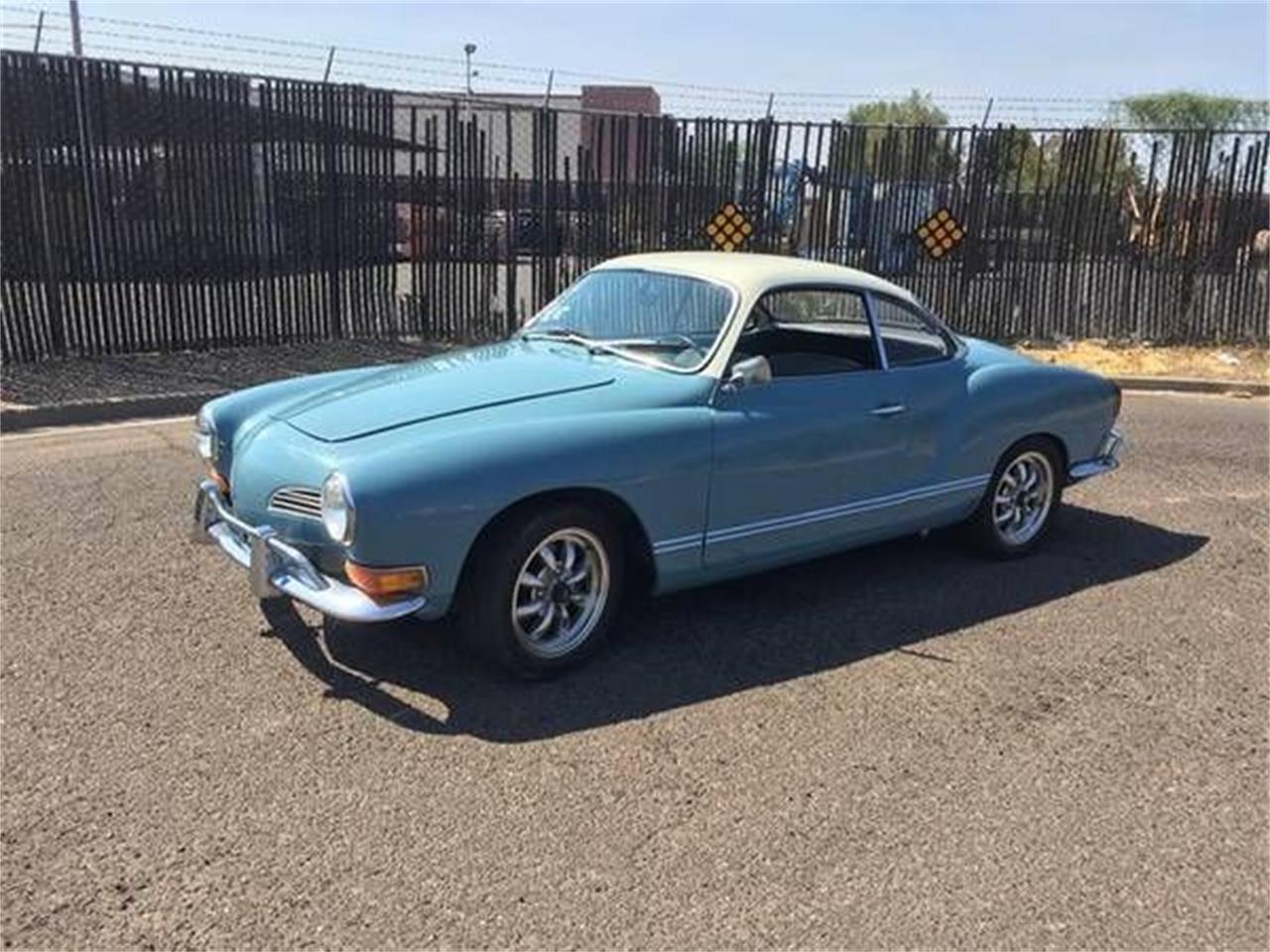 Picture of '70 Karmann Ghia - O7QS