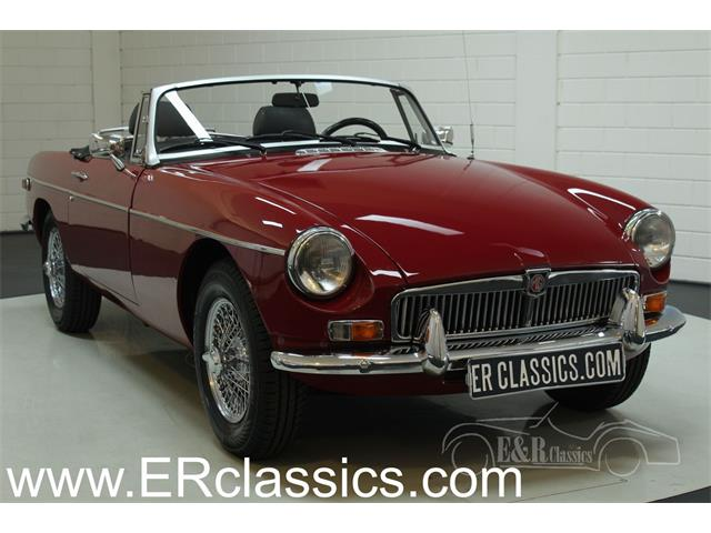 Picture of '77 MGB - O7R1