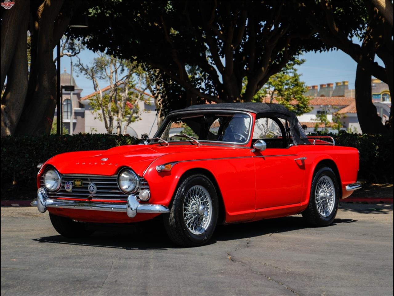 Picture of '66 TR4 - O7RV