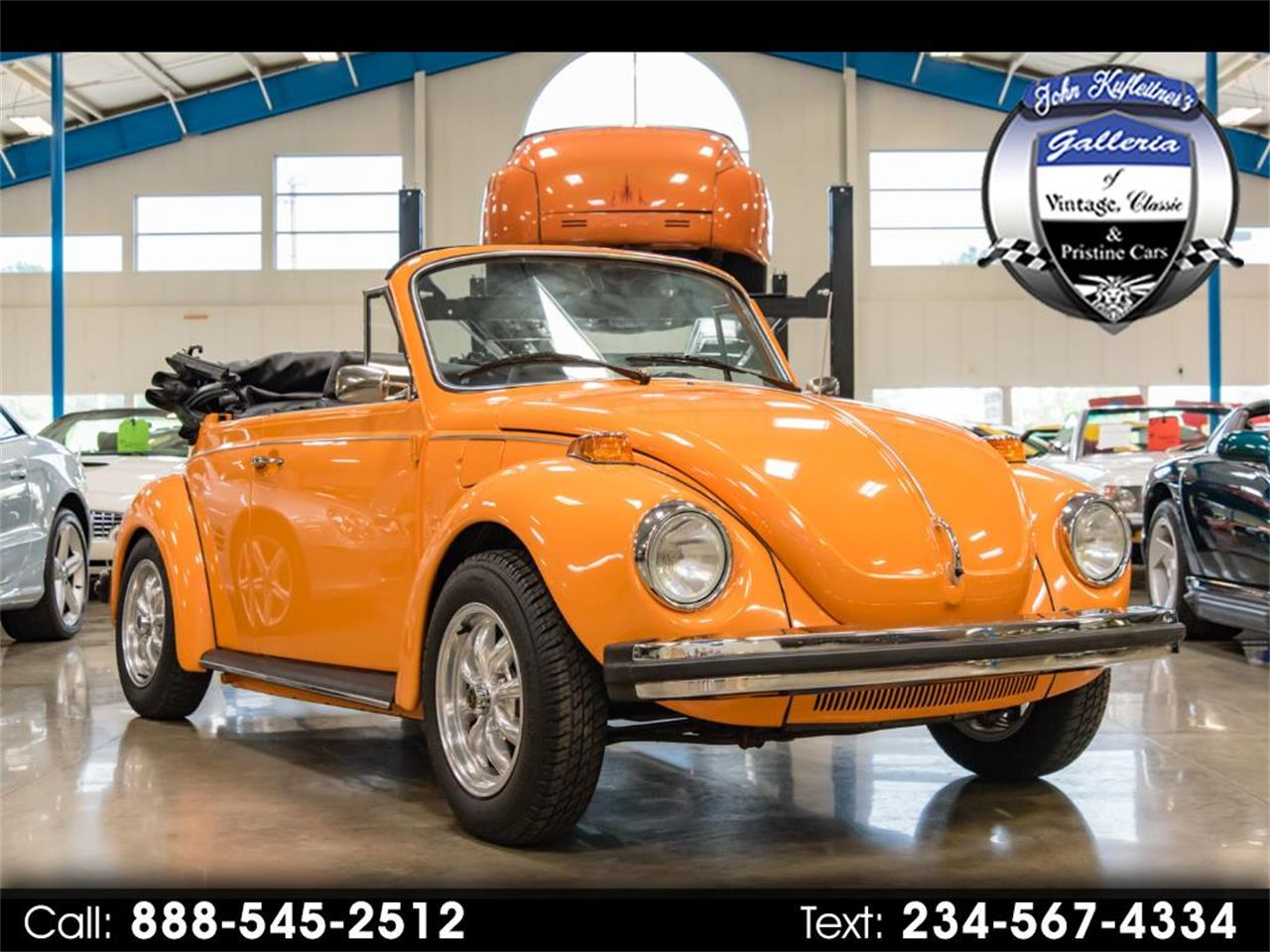 Picture of '74 Beetle - O7S6